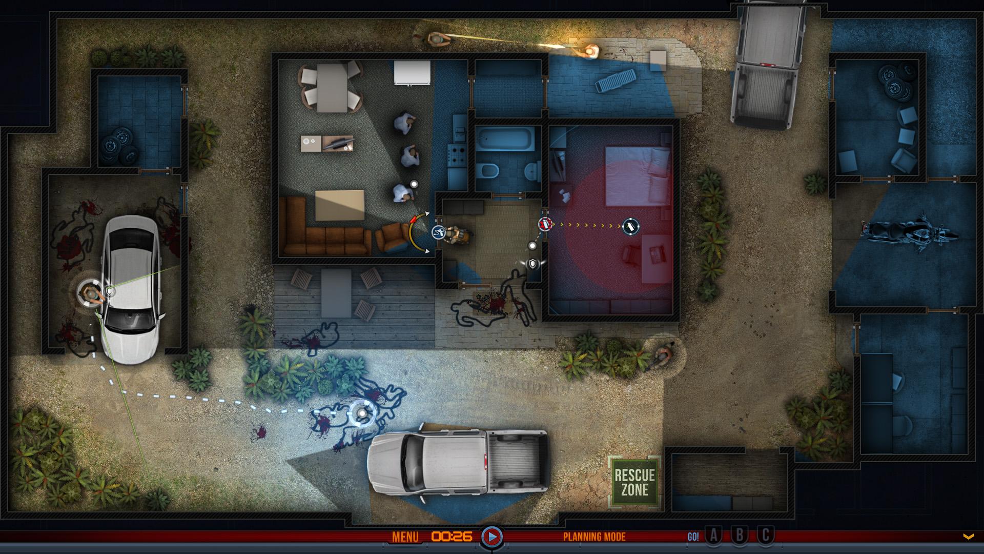 About door kickers killhouse games for Door kickers 2